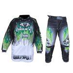 tutina per motocross wulf sport wsx4