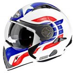 casco airoh j106 camber rosso blu