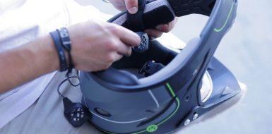 auricolare per moto bluetooth header