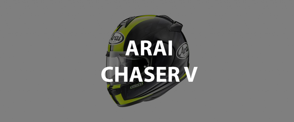 casco integrale arai chaser v header