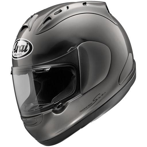 casco arai rx7 corsair grigio opaco