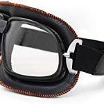 occhiali da moto vintage AF195C