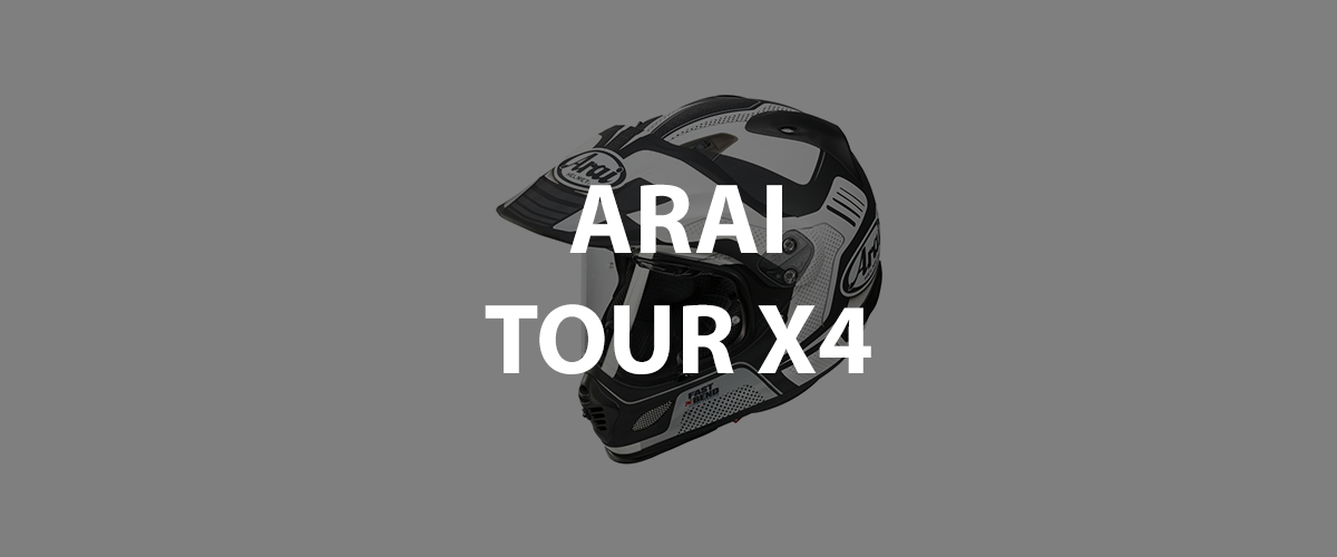 casco arai tour x4