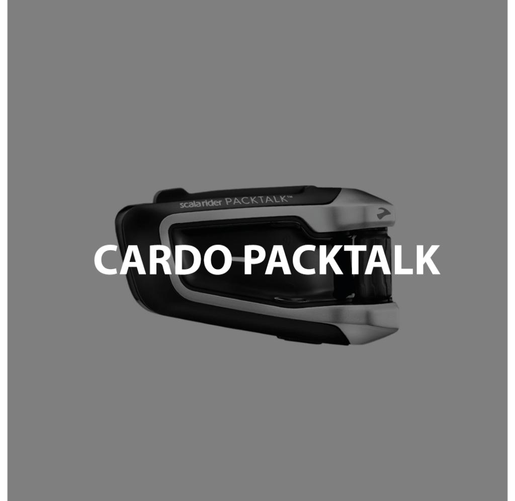 cardo packtalk