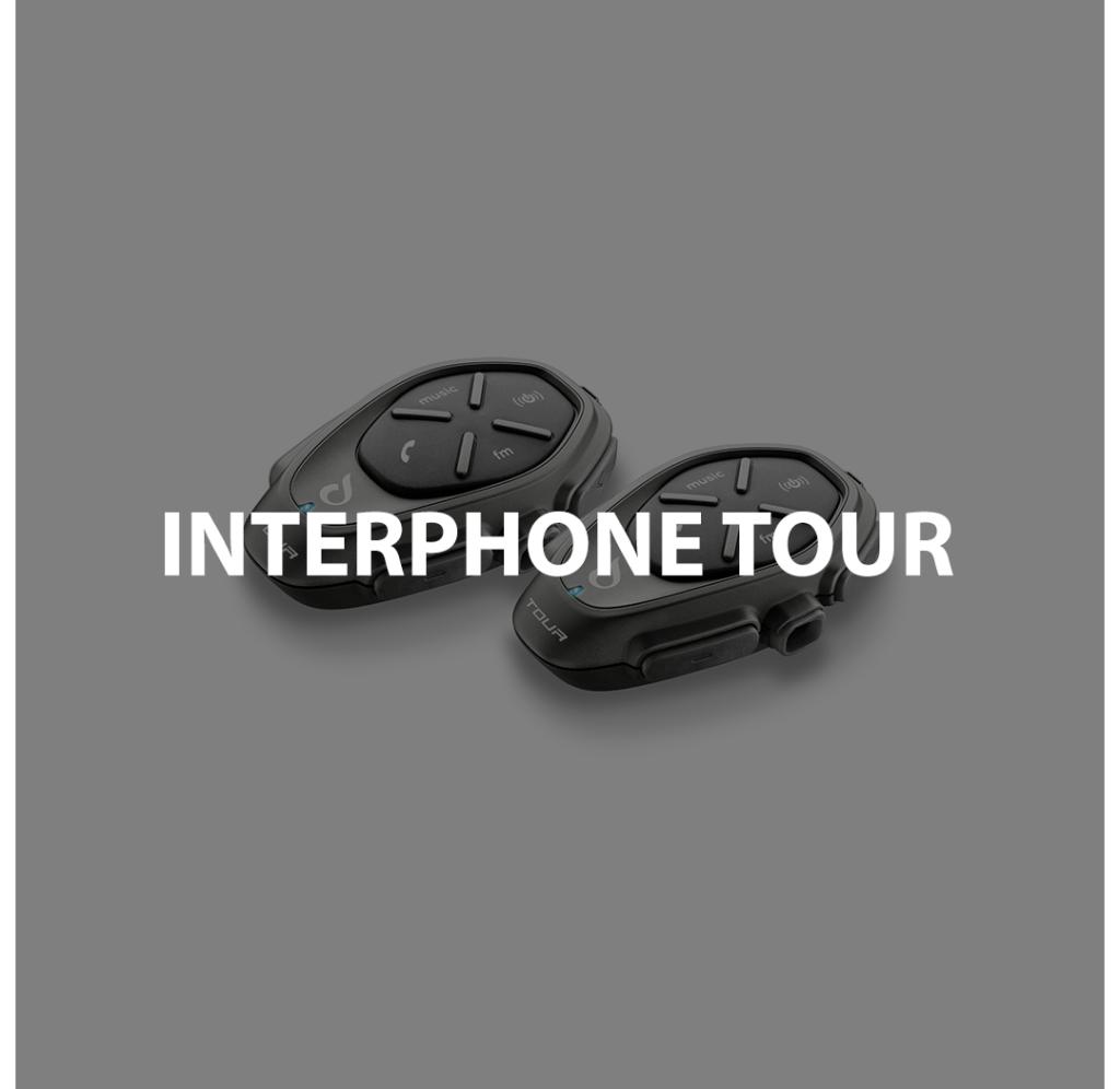 interphone tour