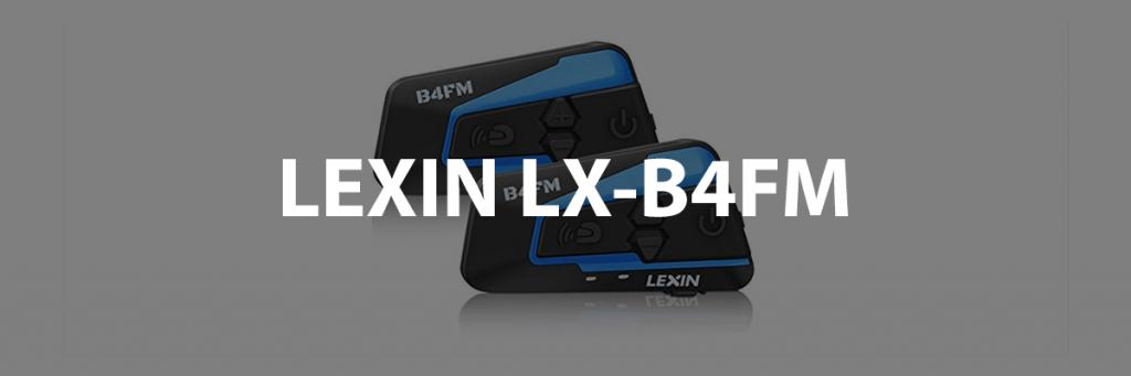 lexin lx-b4fm opinioni