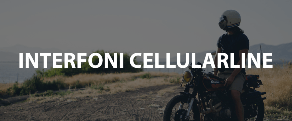 interfoni cellular line per moto