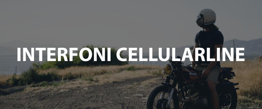 interfoni cellular line per moto