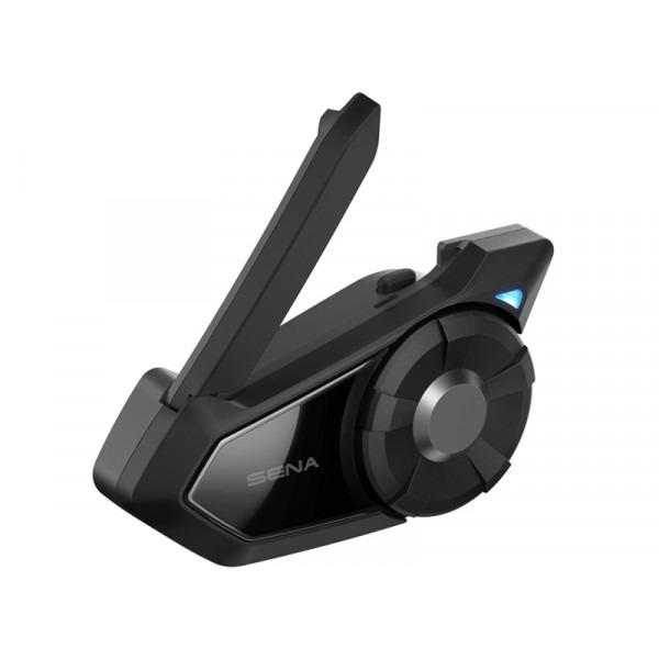 Sena 30K-01D 30K Sistema di Comunicazione Bluetooth per Moto con Citofono a...