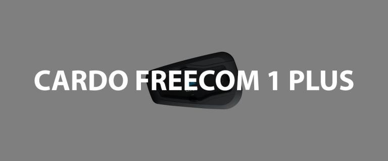 interfono cardo freecom 1 plus