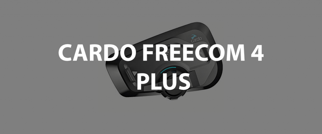 interfono cardo freecom 4 plus opinioni