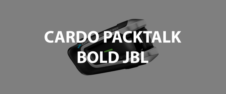 interfono cardo packtalk bold jbl