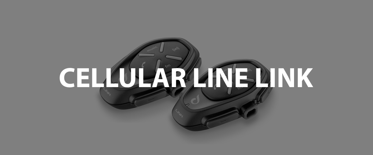 interfono cellular line sport