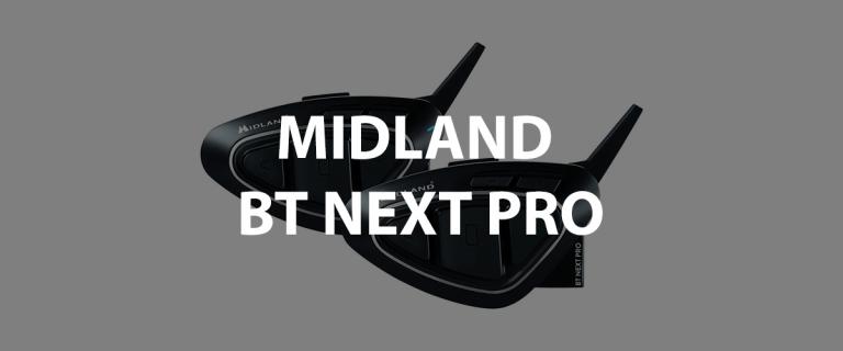 interfono midland bt next pro twin