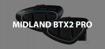 interfono midland btx2 pro