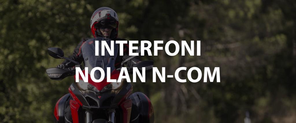 interfono nolan n-com