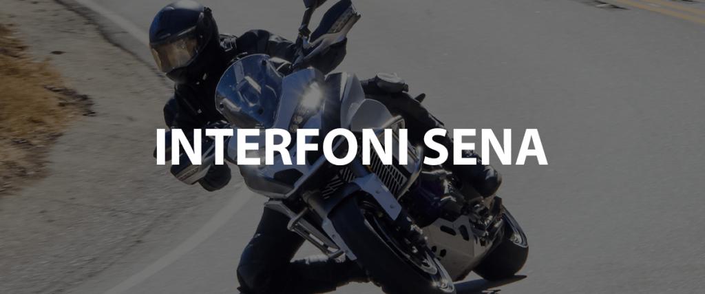 interfono sena per moto