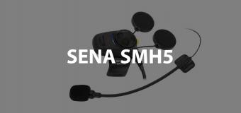 interfono sena smh5 per moto recensione