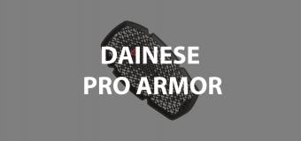 paraschiena dainese pro armor opinioni