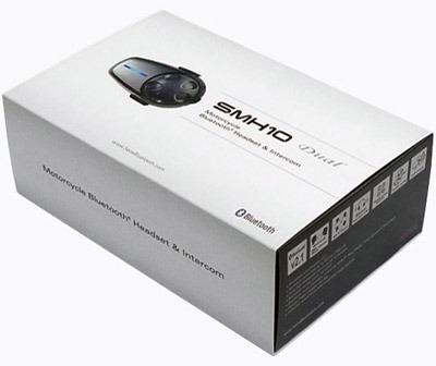Sena SMH10-10 Auricolare Bluetooth e intercom per motocicli