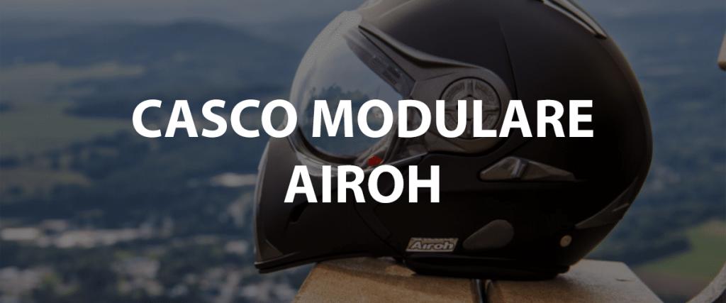 casco modulare airoh per moto opinioni