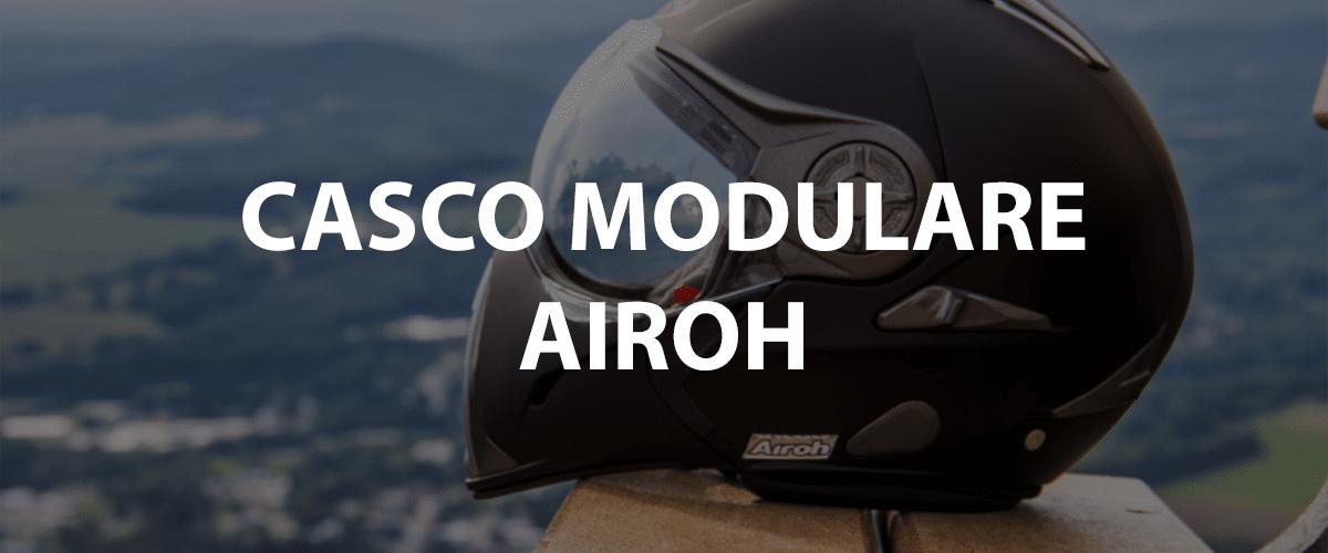 casco modulare airoh
