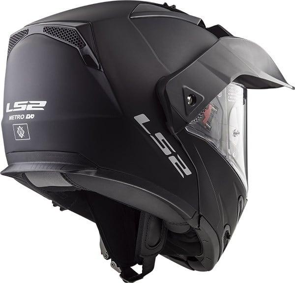 casco modulare da enduro stradale ls2 ff324