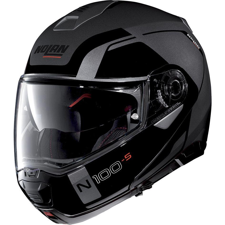 casco modulare nolan n100.5 consistency nero