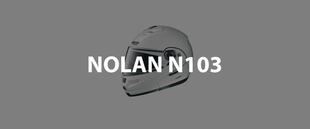 casco modulare nolan n103 opinioni e recensione