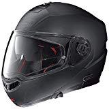 casco modulare nolan n104 absolute nero opaco