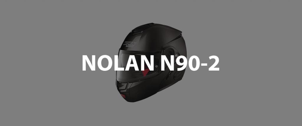 casco modulare nolan n90-2 recensione e prezzo