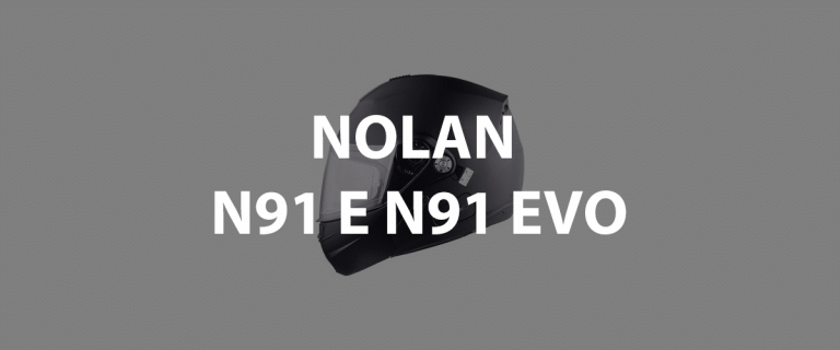 casco modulare nolan n91 e n91 evo recensioni opinioni
