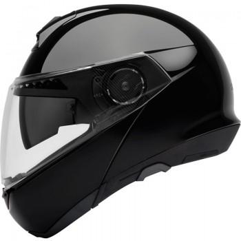 casco per moto modulare vintage custom