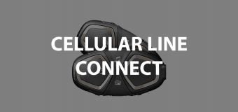 interfono cellular line connect bluetooth per moto