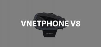 interfono vnetphone v8 bluetooth per moto