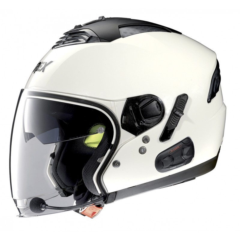 casco modulare bluetooth con interfono