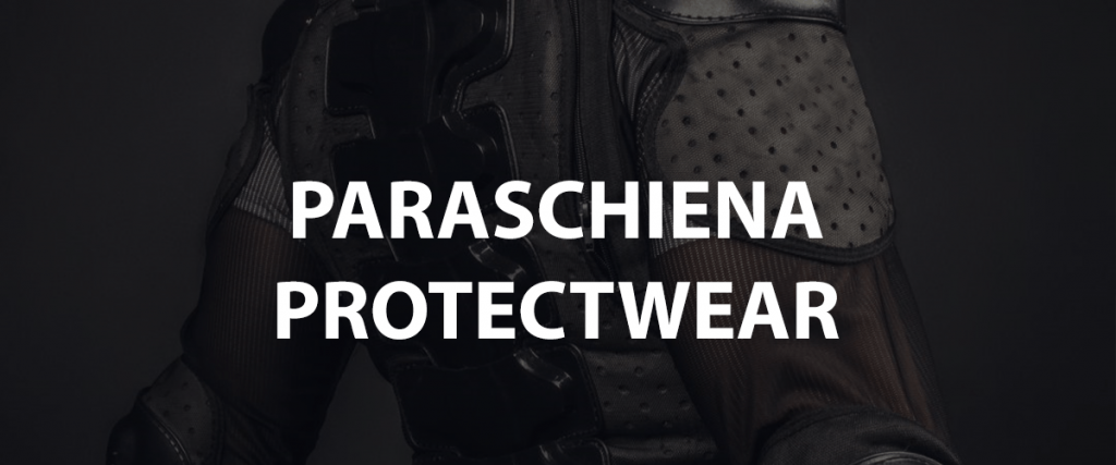 paraschiena protectwear rp-2 per moto