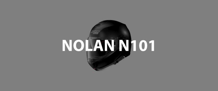 casco modulare nolan n101