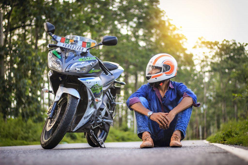 modelli di caschi integrali per moto