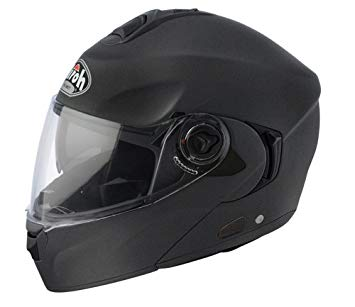 airoh rides nero casco modulare