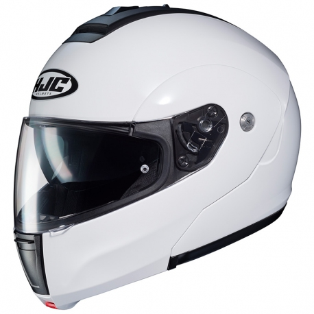 casco hjc c90 bianco