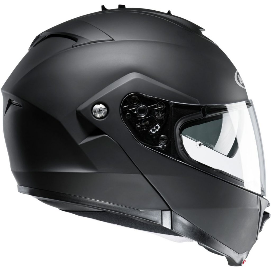 casco hjc is max 2 nero opaco