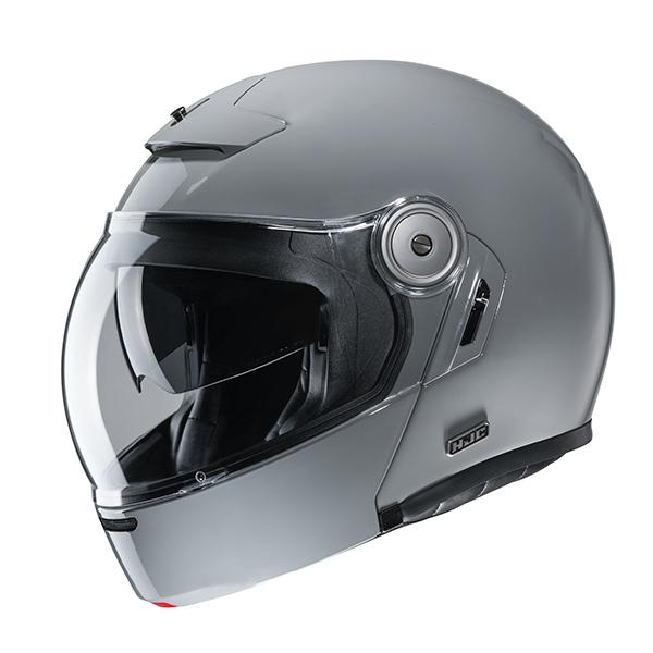 casco hjc v90 grigio