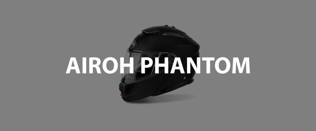 casco modulare airoh phantom