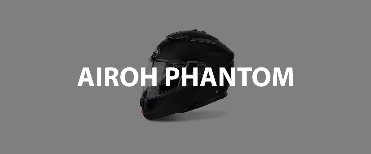 casco airoh phantom