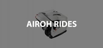 casco modulare airoh rides