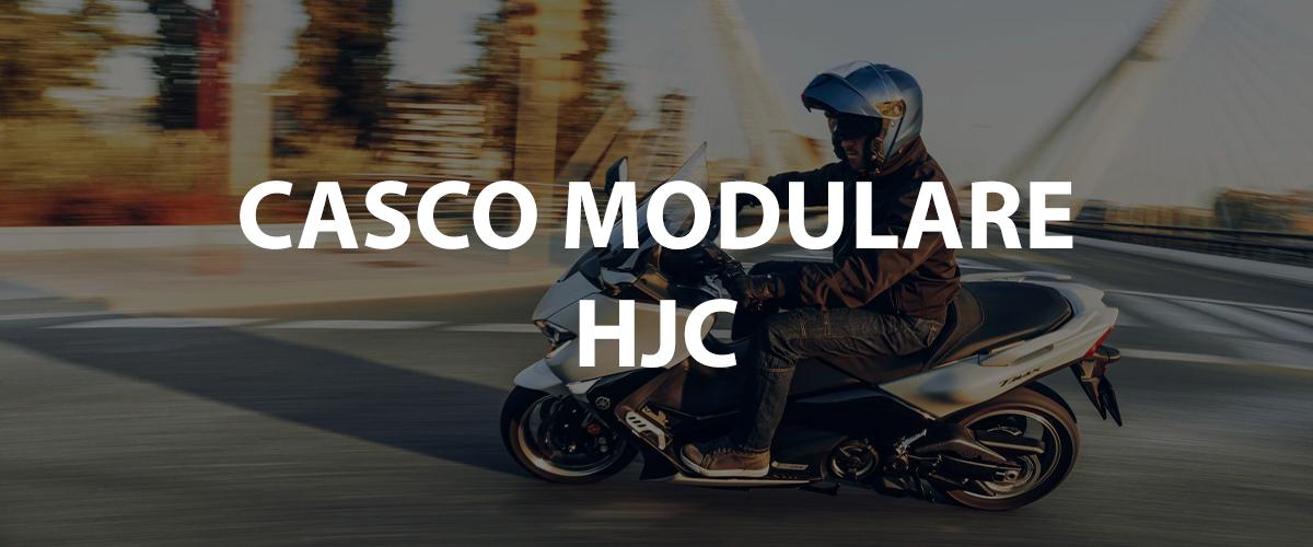 casco modulare hjc