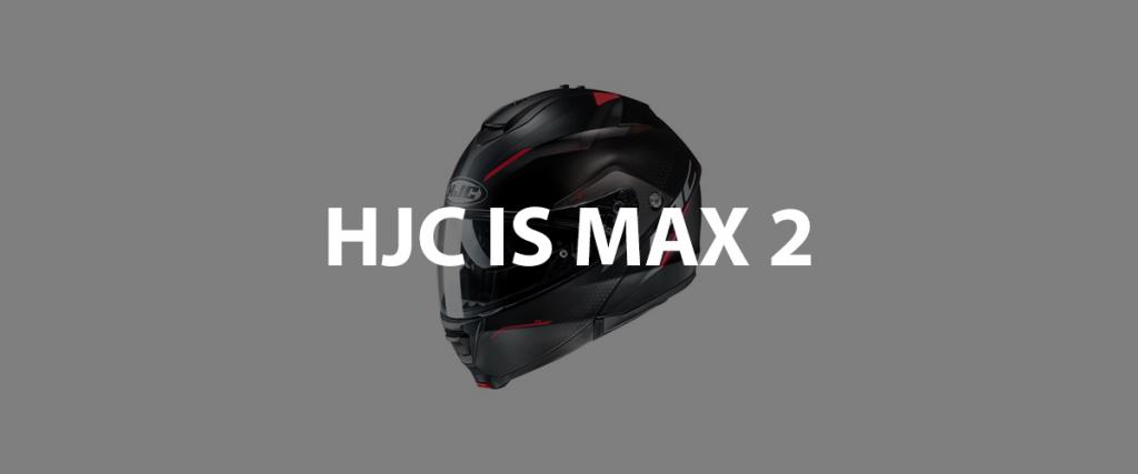 casco modulare hjc is max 2 header