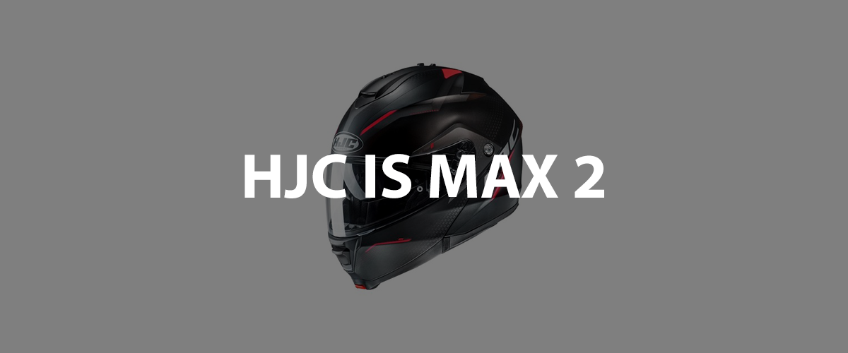 casco hjc is max 2