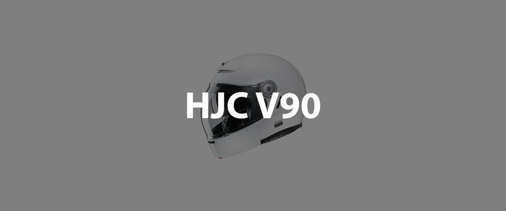 casco modulare hjc v90 header